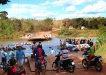 Rally das Boias em Tasso Fragoso