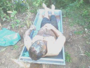 Homem que morreu no Rio Parnaiba