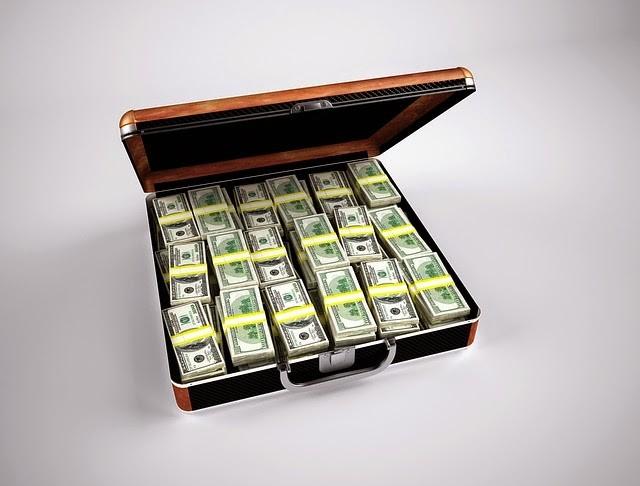 Dinheiro com blogs
