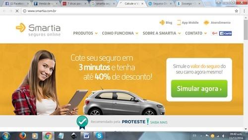 Smartia Seguros Online